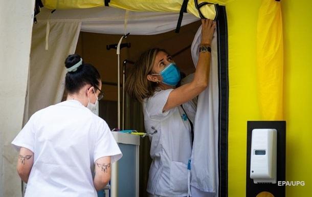 Более 3000 медиков по всему миру умерло от коронавируса