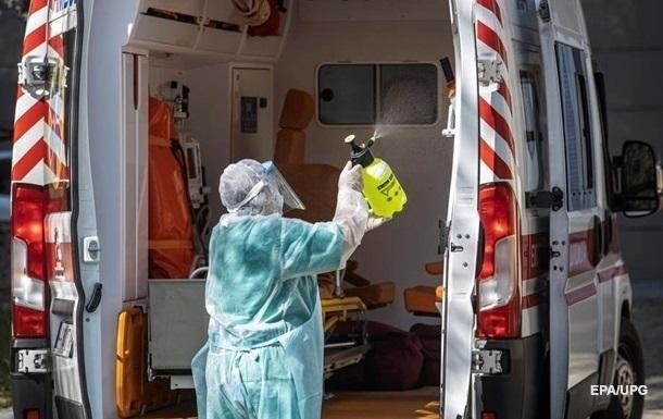 """В Одессе вспышка коронавируса на подстанции """"скорой помощи"""""""