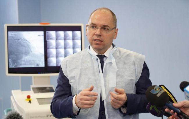 Глава МОЗ Степанов рассказал о цифрах бюджета Украины 2021 на медицину