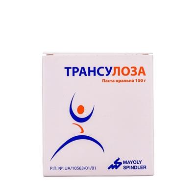 Трансулоза паста д/перор. прим. по 150 г в бан.