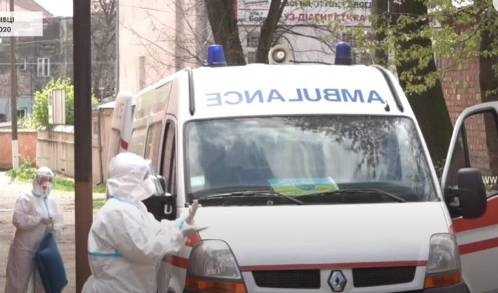 На Буковине зафиксированные новые случаи COVID-19 превысили июньские показатели