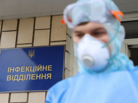 Буковина на четвертом месте в Украине по числу заражений COVID-19