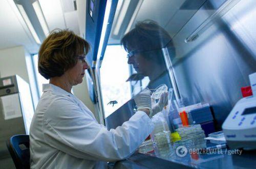 В Украине разработают тест, который отличит грипп от COVID-19: