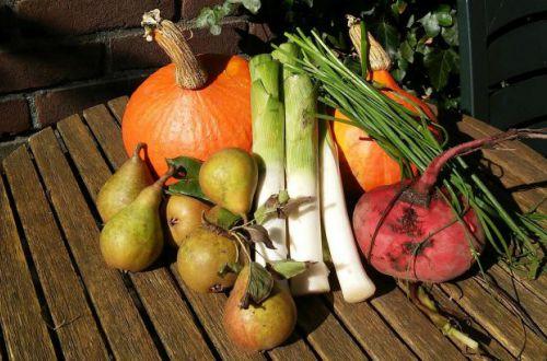 Самые полезные осенние продукты, которые богаты витаминами и помогают сердцу