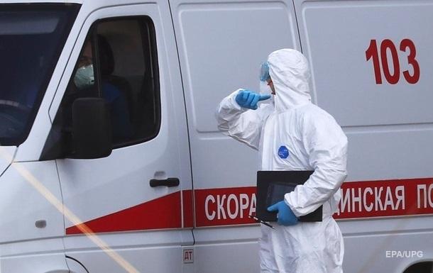 В России обновлен коронавирусный рекорд за два месяца