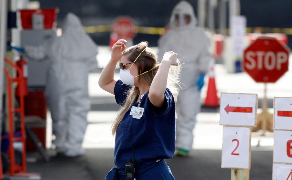В США уже более 7 миллионов зараженных коронавирусом
