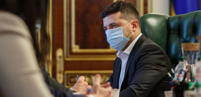 Зеленский назвал виновных за ухудшение эпидситуации в каждом регионе