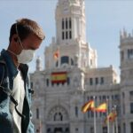 В испанской столице Мадриде ужесточили меры по борьбе с коронавирусом