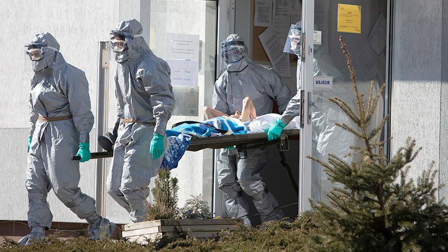 В Польше более 20 тысяч суточный прирост короанвируса