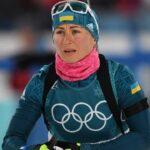 Известная биатлонистка и украинская олимпийская чемпионка заразилась на коронавирус