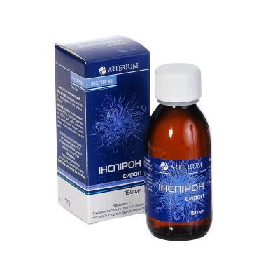 Инспирон сироп 2 мг/мл по 150 мл во флак.