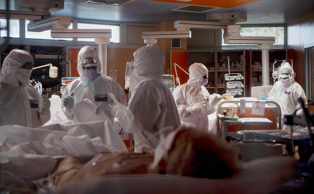 В мире уже более 59 млн зараженных на короавирус, 1,39 млн жертв
