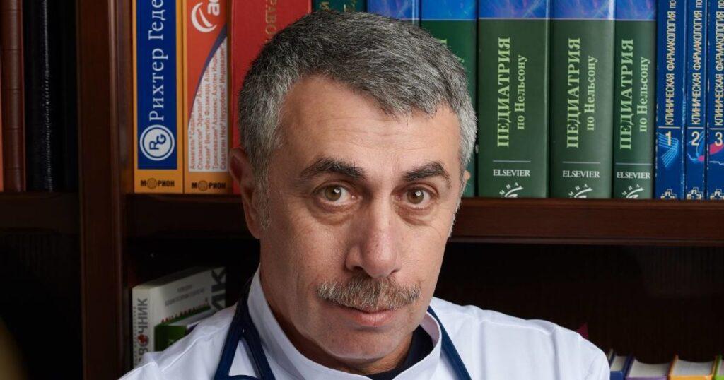 Комаровский рассказал, что думает о карантине выходного дня