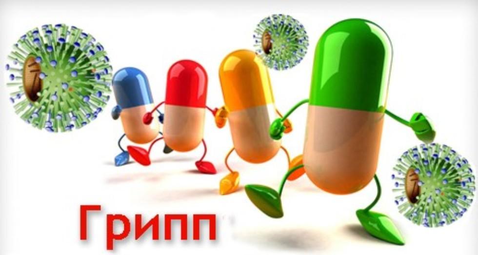 В Украине идут четыре штаммы гриппа-мутанта