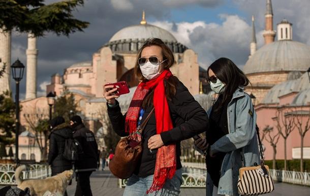 В Турции из-за коронавируса ужесточили комендантский час
