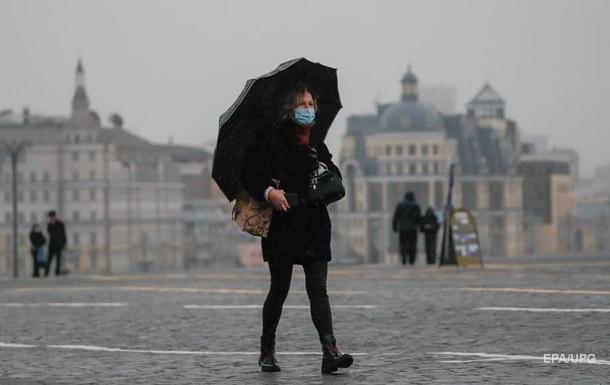 В России продолжает рекордно расти смертность от коронавируса