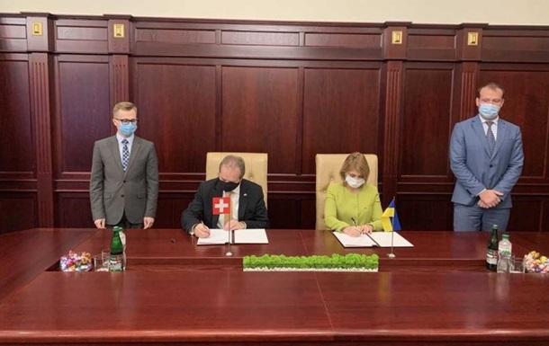Украина договорилась с Швейцарией о создании бюджетного ИВЛ
