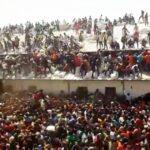 В Нигерии на фоне пандемии коронавируса наступил голод