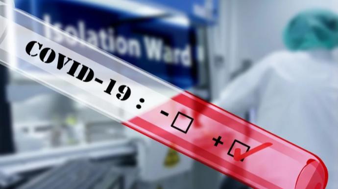 Украина снова на четвертом месте в Европе по количеству новых случаев COVID-19
