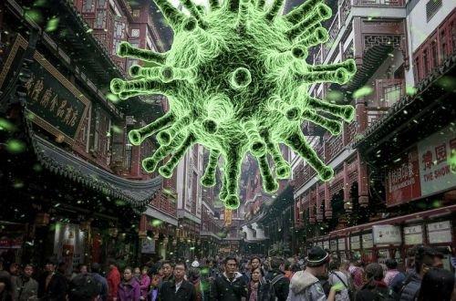 Коронавирус возник именно в Китае: биологи выяснили подлость от климата