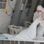 Стали известны подробности о первом в Украине временном COVID-госпитале (ВИДЕО)