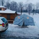На Прикарпатье начали работу карантинные блокпосты
