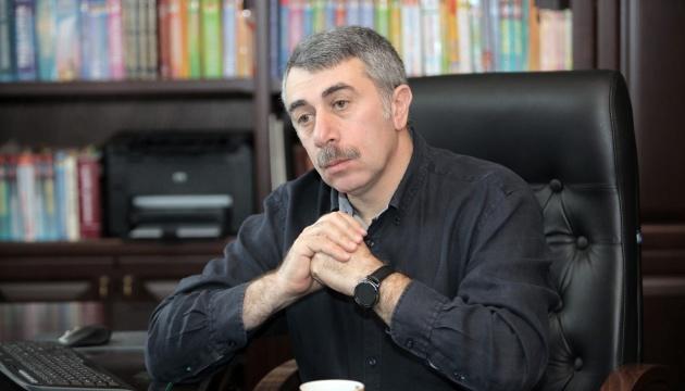 Доктор Комаровский рассказал о реакции организма при повторном заражении коронавирусом