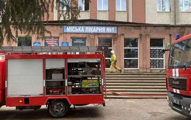 В Черновцах произошел взрыв в COVID-больнице, есть пострадавшие и погибшие