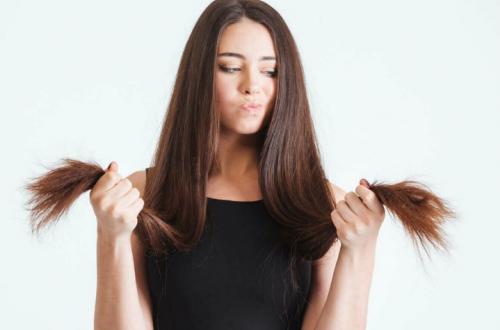 Секущиеся волосы: причины и способы это исправить
