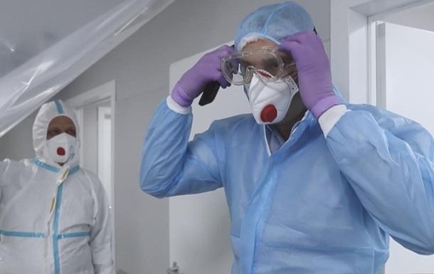 Кличко посетил переполненную COVID-пациентами больницу