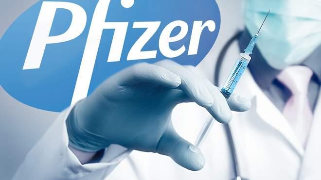 Украина договорилась с Pfizer о поставке большой партии вакцины