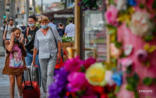 В РФ три дня подряд рекордная смертность от COVID