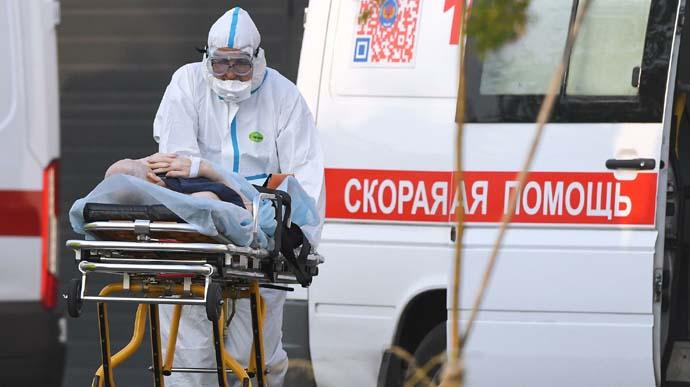 Более 21,9 тыс. новых случаев COVID-19 выявлено в РФ за сутки, максимальные за пандемию 808 умерших - оперштаб