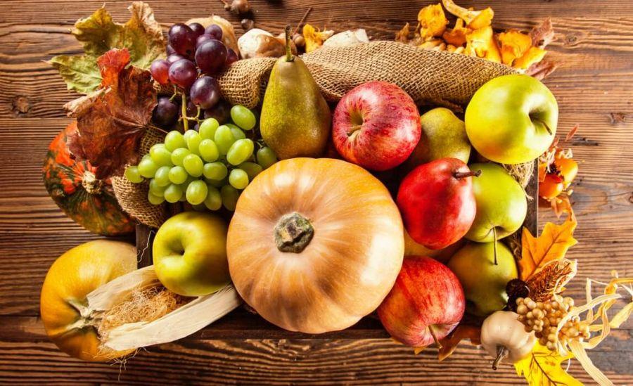 Какие продукты помогут укрепить организм осенью