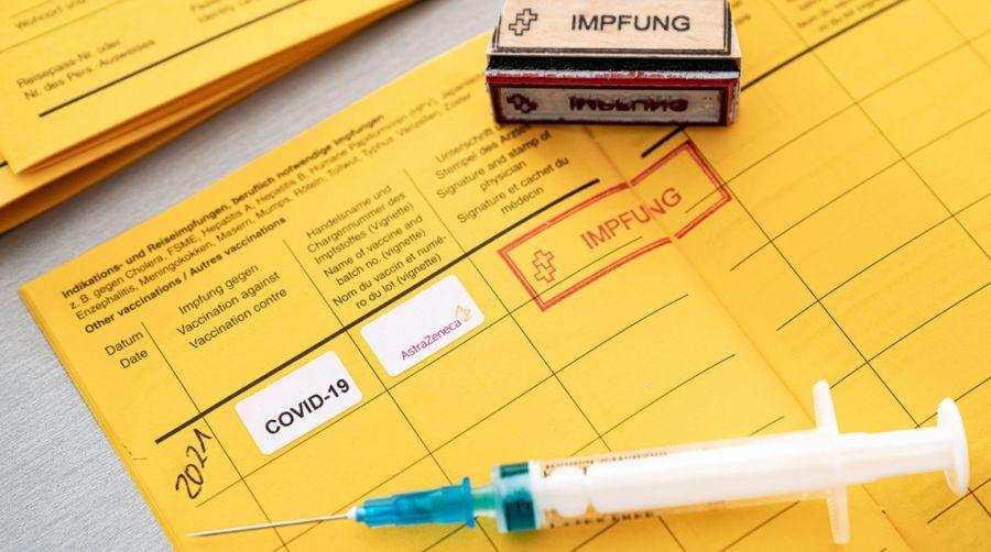 ВОЗ высказалась против паспортов ковид-вакцинации