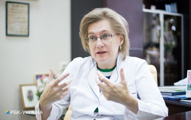 Голубовская объяснила, почему не вакцинировалась от COVID-19
