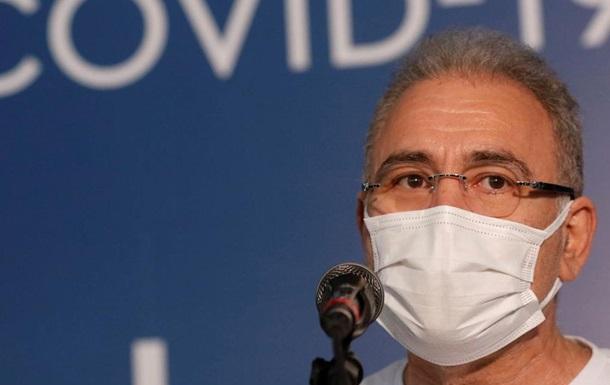 У главы Минздрава Бразилии на Генассамблее ООН выявили COVID