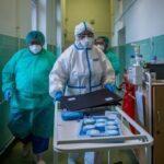 В Украине резкий скачок COVID