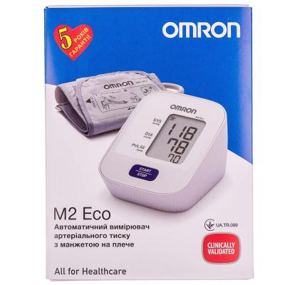 ТОНОМЕТР Omron M2 Eco HEM-7120-AF автоматический