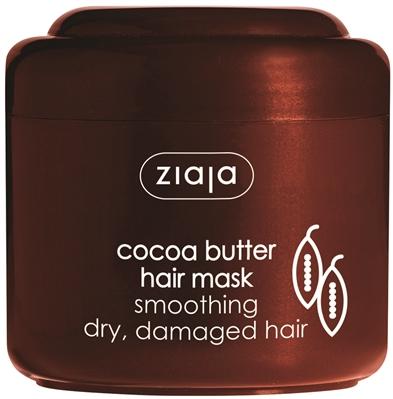 Маска для волос Ziaja Масло какао, 200 мл