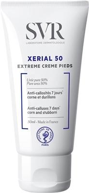 Крем для ног SVR Xerial 50 Extrem, кераторегулирующий, для сухой, чувствительной кожи 50 мл