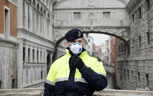 Венецианский карнавал отменили из-за коронавируса