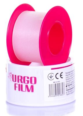 Пластырь медицинский Urgofilm на полимерной основе прозрачный 5 м х 2,5 см, 1 штука