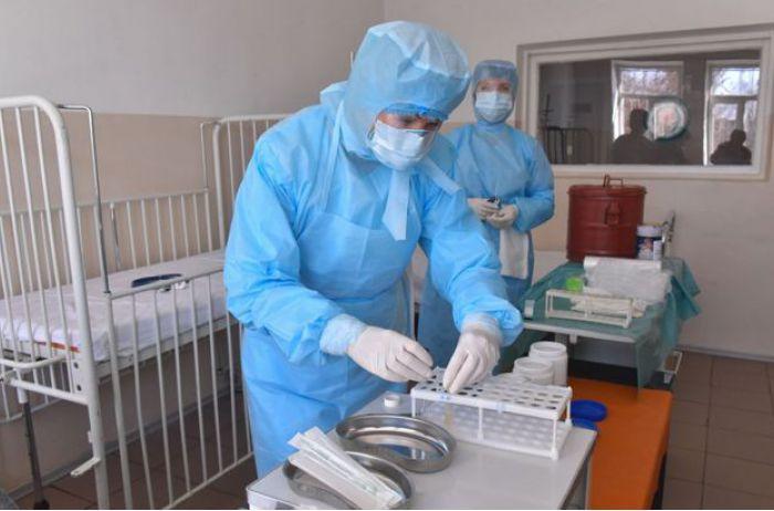 В Кривом Роге скончались два пациента с COVID-19, ранее выписанных из больницы
