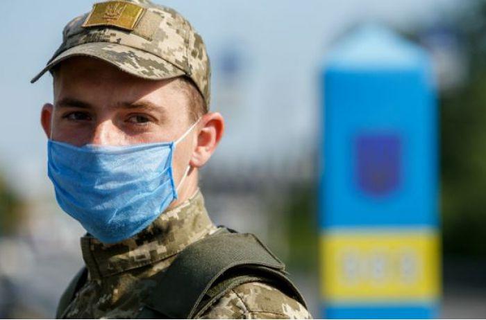 В Госпогранслужбе Украины уже более сотни случаев болезни COVID-19