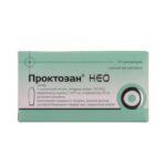 Проктозан нео суппозитории рект. №10 (5х2)