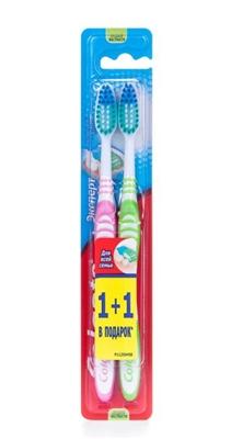 Зубная щетка Colgate Эксперт чистоты, 2 штуки