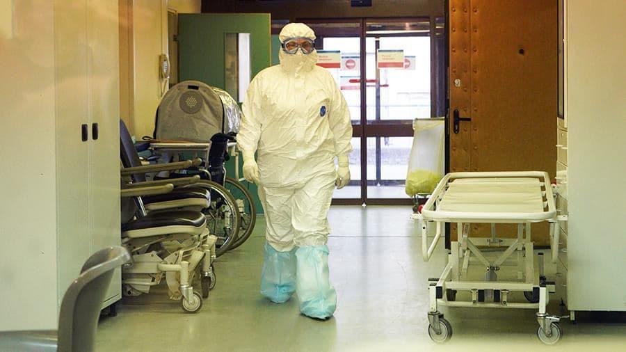 В Питере осталось 27 коек для больных ковидом. Это крах системы