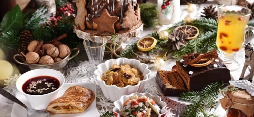 Можно ли диабетику есть селедку и как насчет других рождественских блюд?