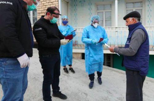 """Британский"" штамм коронавируса добрался до Грузии"